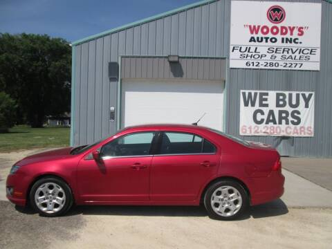 2011 Ford Fusion for sale at Woody's Auto Sales Inc in Randolph MN