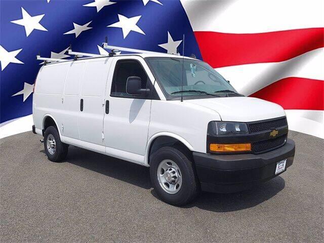 2021 Chevrolet Express Cargo for sale at Gentilini Motors in Woodbine NJ