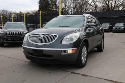 2012 Buick Enclave for sale at F & M AUTO SALES in Detroit MI