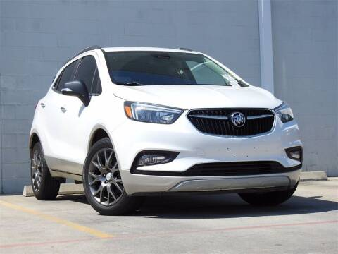 2018 Buick Encore for sale at Joe Myers Toyota PreOwned in Houston TX