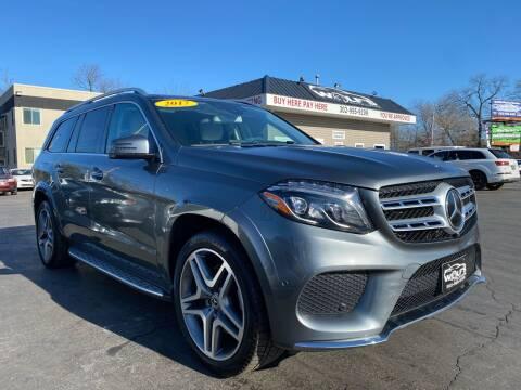 2017 Mercedes-Benz GLS for sale at WOLF'S ELITE AUTOS in Wilmington DE
