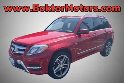 2013 Mercedes-Benz GLK for sale at Boktor Motors in North Hollywood CA