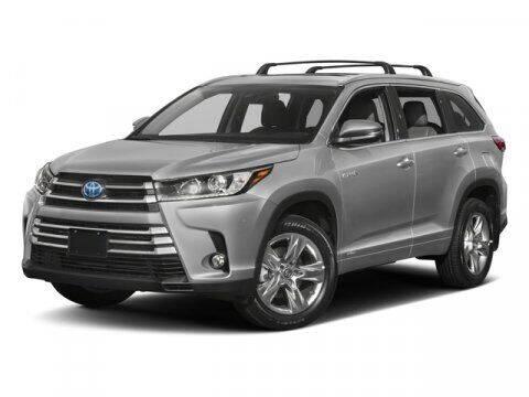 2018 Toyota Highlander Hybrid for sale at Smart Motors in Madison WI