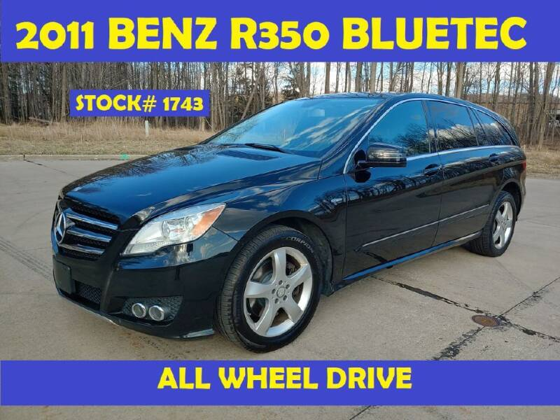 2011 Mercedes-Benz R-Class for sale at Autolika Cars LLC in North Royalton OH