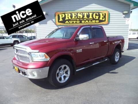 2014 RAM Ram Pickup 1500 for sale at PRESTIGE AUTO SALES in Spearfish SD