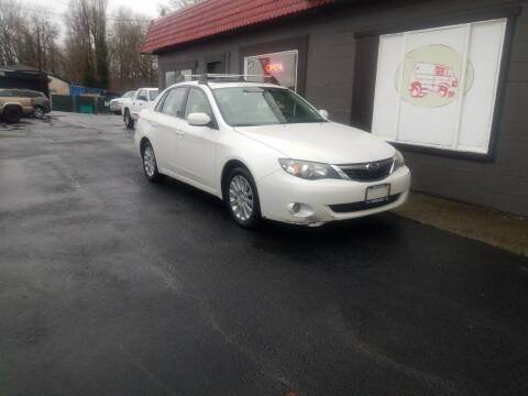 2009 Subaru Impreza for sale at Bonney Lake Used Cars in Puyallup WA
