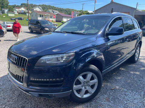 2013 Audi Q7 for sale at Trocci's Auto Sales in West Pittsburg PA