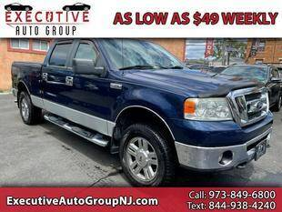 2007 Ford F-150 for sale at Executive Auto Group in Irvington NJ