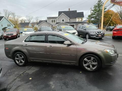 2012 Chevrolet Malibu for sale at Shattuck Motors in Newport VT