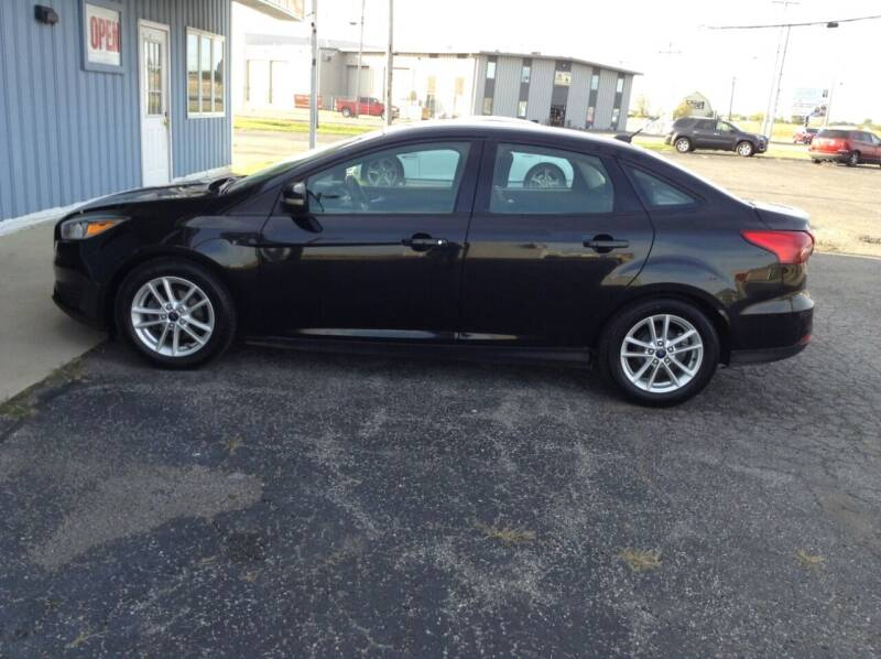 2015 Ford Focus for sale at Kevin's Motor Sales in Montpelier OH