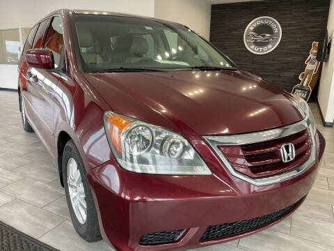 2010 Honda Odyssey for sale at Evolution Autos in Whiteland IN
