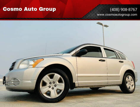 2007 Dodge Caliber for sale at Cosmo Auto Group in San Jose CA