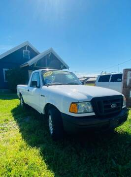2004 Ford Ranger for sale at M AND S CAR SALES LLC in Independence OR