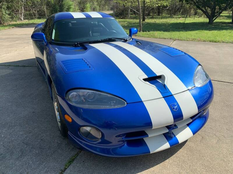 1997 Dodge Viper for sale at TROPHY MOTORS in New Braunfels TX