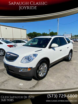 2012 Buick Enclave for sale at Sapaugh Classic Joyride in Salem MO