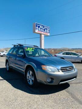 2007 Subaru Outback for sale at Capital Auto Sales in Carson City NV
