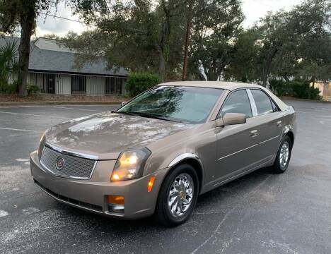 2006 Cadillac CTS for sale at P J'S AUTO WORLD-CLASSICS in Clearwater FL
