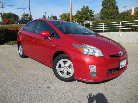 2011 Toyota Prius for sale at ARAX AUTO SALES in Tujunga CA