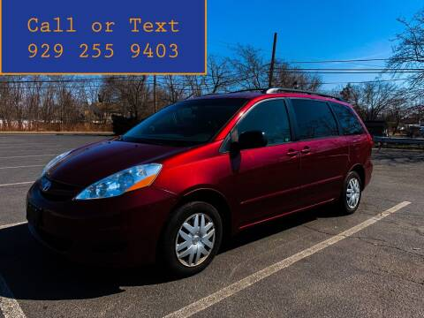 2007 Toyota Sienna for sale at Ultimate Motors in Port Monmouth NJ