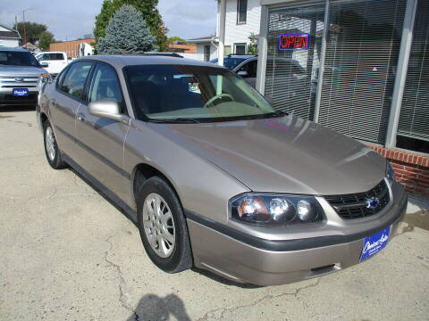 2001 Chevrolet Impala for sale at Choice Auto in Carroll IA