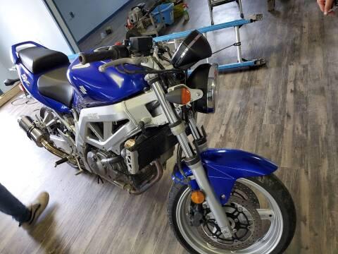 2004 Suzuki SV650 for sale at Shelton & Son Auto Sales L.L.C in Dover AR
