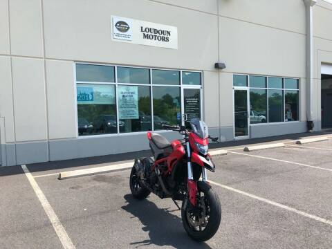 2016 Ducati Hypermotard 939 for sale at Loudoun Motors in Sterling VA