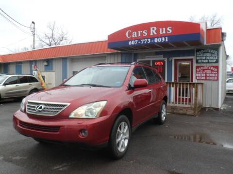 2008 Lexus RX 450h for sale at Cars R Us in Binghamton NY