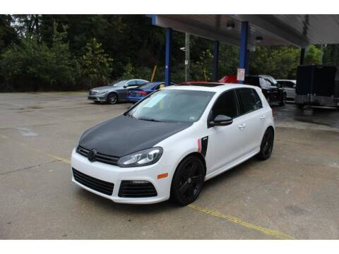 2013 Volkswagen Golf R for sale at Inline Auto Sales in Fuquay Varina NC