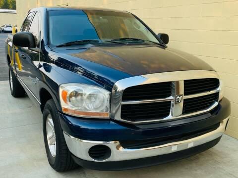 2006 Dodge Ram Pickup 1500 for sale at Auto Zoom 916 Rancho Cordova in Rancho Cordova CA