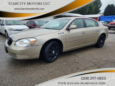 2006 Buick Lucerne for sale at StarCity Motors LLC in Garden City ID
