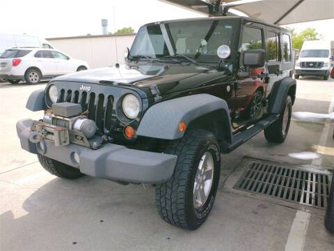 2010 Jeep Wrangler Unlimited for sale at Excellence Auto Direct in Euless TX