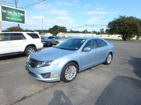 2010 Ford Fusion Hybrid for sale at 6348 Auto Sales in Chesapeake VA
