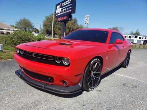 2015 Dodge Challenger for sale at Auto Remarketing Group in Ocala FL