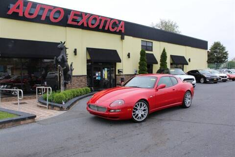 2004 Maserati Coupe for sale at Auto Exotica in Red Bank NJ