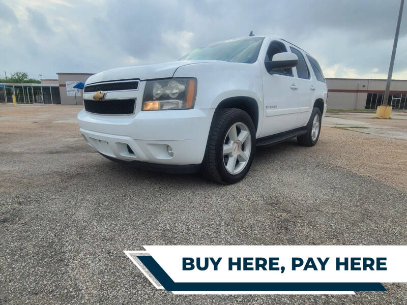 2007 Chevrolet Tahoe for sale at Auto District in Baytown TX