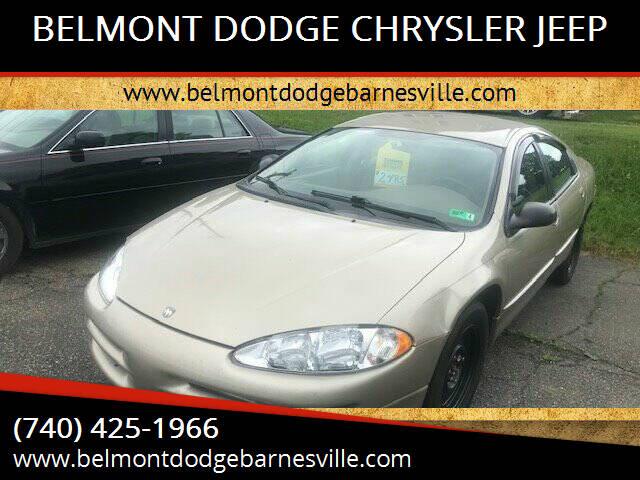 2004 Dodge Intrepid for sale at BELMONT DODGE CHRYSLER JEEP in Barnesville OH