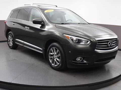 2015 Infiniti QX60 for sale at Hickory Used Car Superstore in Hickory NC
