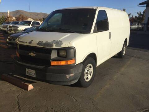2003 Chevrolet Express Cargo for sale at Small Car Motors in Carson City NV