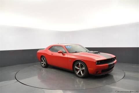 2016 Dodge Challenger for sale at Tim Short Auto Mall in Corbin KY