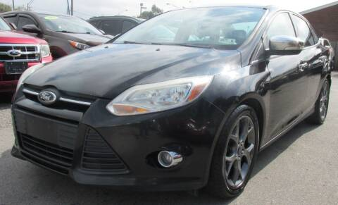 2014 Ford Focus for sale at Express Auto Sales in Lexington KY