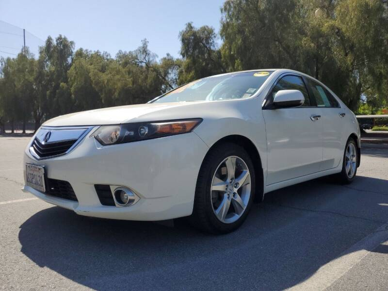 2011 Acura TSX for sale at ALL CREDIT AUTO SALES in San Jose CA