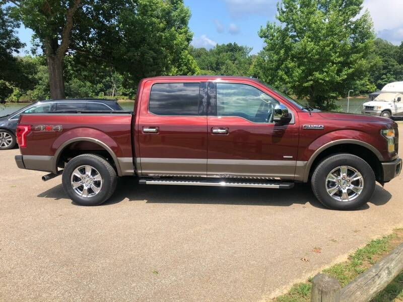 2015 Ford F-150 for sale at Monroe Auto's, LLC in Parsons TN