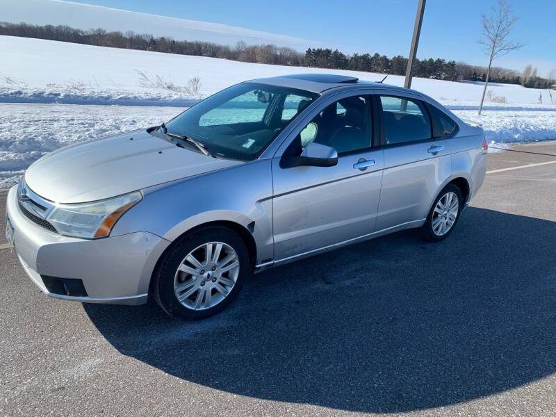 2010 Ford Focus for sale at Major Motors Automotive Group LLC in Ramsey MN