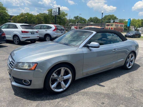 2011 Audi A5 for sale at BWK of Columbia in Columbia SC