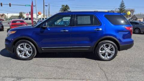 2015 Ford Explorer for sale at Alvarez Auto Sales in Kennewick WA