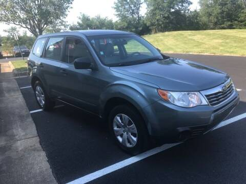 2009 Subaru Forester for sale at SEIZED LUXURY VEHICLES LLC in Sterling VA