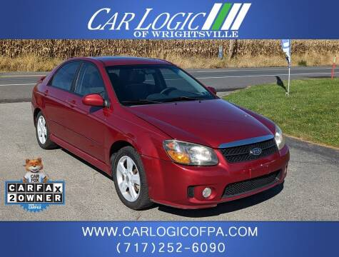 2009 Kia Spectra for sale at Car Logic in Wrightsville PA