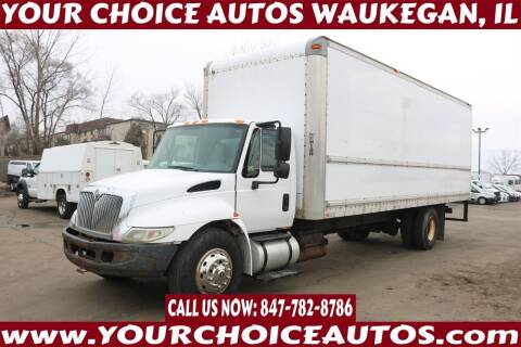 2004 International DuraStar 4300 for sale at Your Choice Autos - Waukegan in Waukegan IL