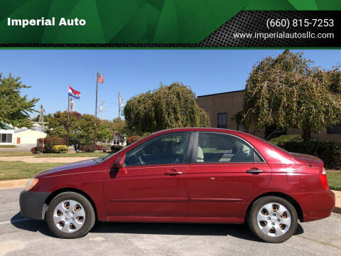 2006 Kia Spectra for sale at Imperial Auto of Marshall in Marshall MO