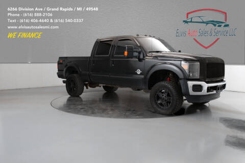 2011 Ford F-350 Super Duty for sale at Elvis Auto Sales LLC in Grand Rapids MI